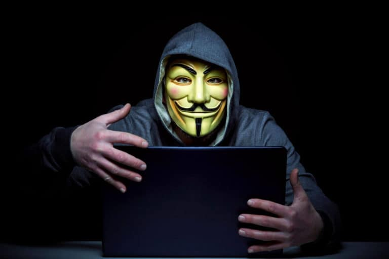 Secure webcam