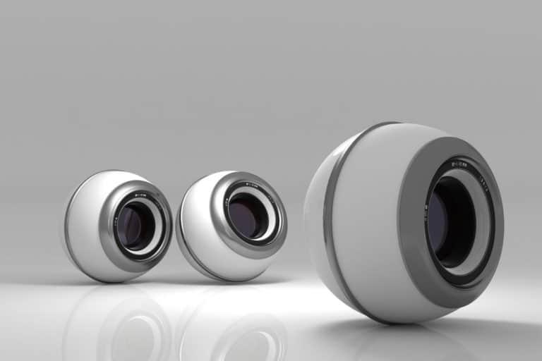 Wireless webcam  for people Communication